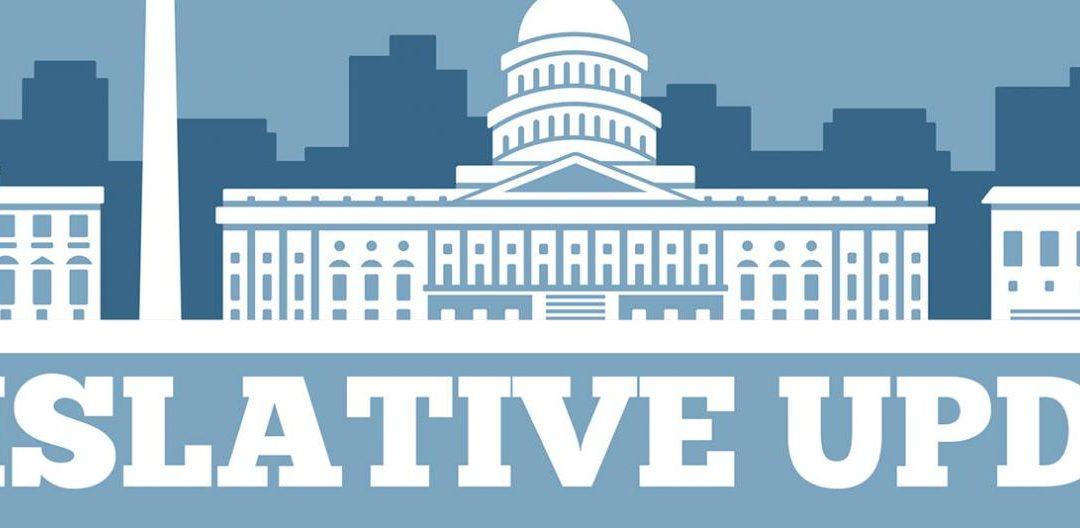 Credit Legislative Updates